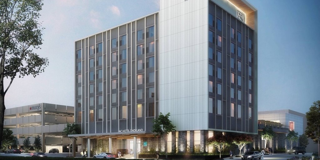 New 170-room hotel launches at Miami's Dadeland Mall