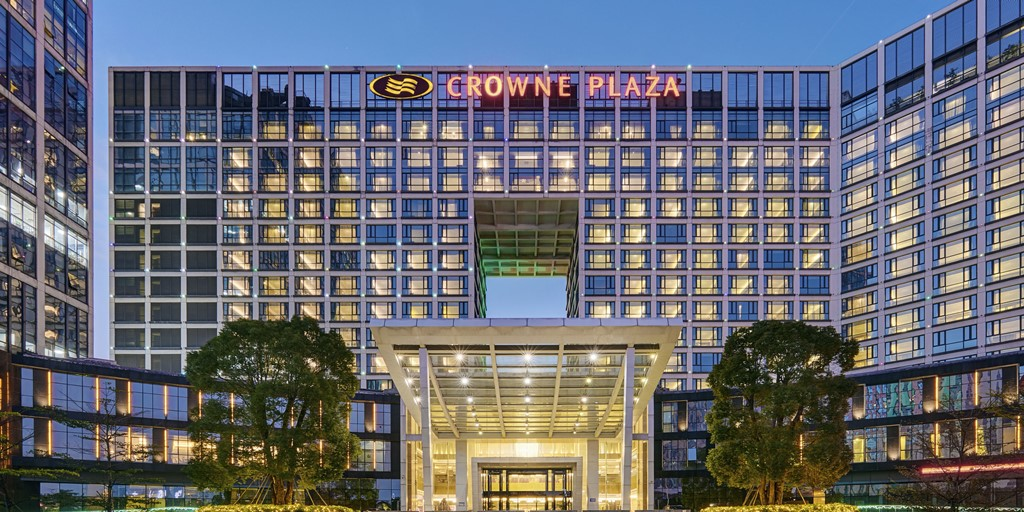 Brand overview: Crowne Plaza to grow global footprint by 15,000 rooms [Infographic]