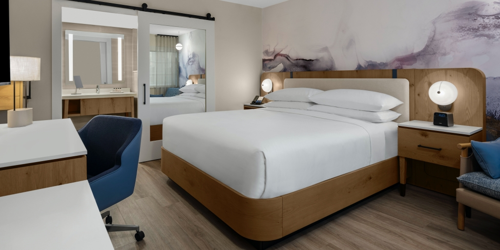 Silicon Valley opening reveals new Delta Hotels vision