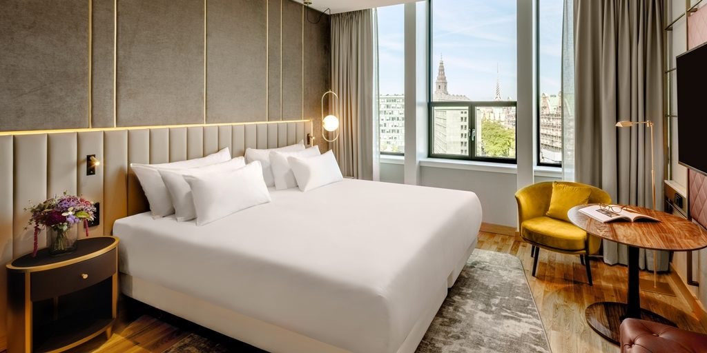 NH Hotel Group debuts in Scandinavia with Copenhagen outpost