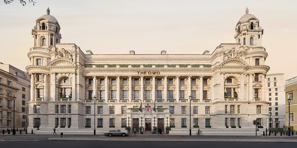 Project of the Week: Raffles London at The OWO