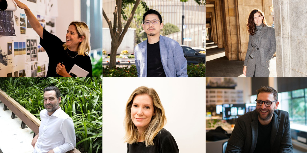 Hassell appoints six new principals around the world